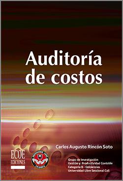 Auditoría de costos - 1ra Edición