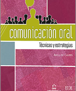Comunicacion oral - 1ra edición