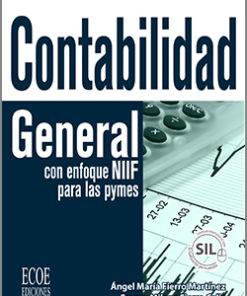 Contabilidad general con enfoque NIIF para las pymes