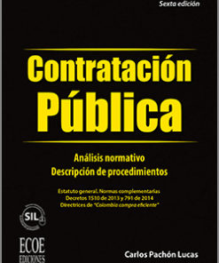 Contratación pública - 6ta Edición