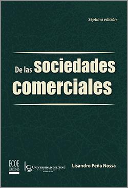 De las sociedades comerciales - 7ma Edición