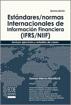 Estándares Normas Internacionales de información financiera IFRS /NIIF - 5ta Edición