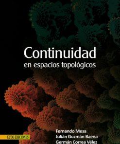 Continuidad en espacios topológicos