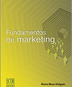 Fundamentos de marketing - 1ra edición