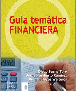 Guía temática financiera - 1ra edición