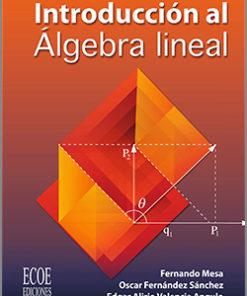 Introducción al álgebra lineal