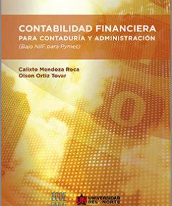 Contabilidad financiera para Contaduría y Administración -1ra Edición