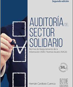 Auditoria del sector solidario - 2da Edición