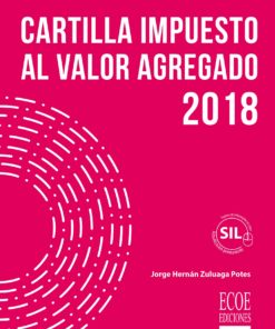 Cartilla impuesto al valor agregado 2018