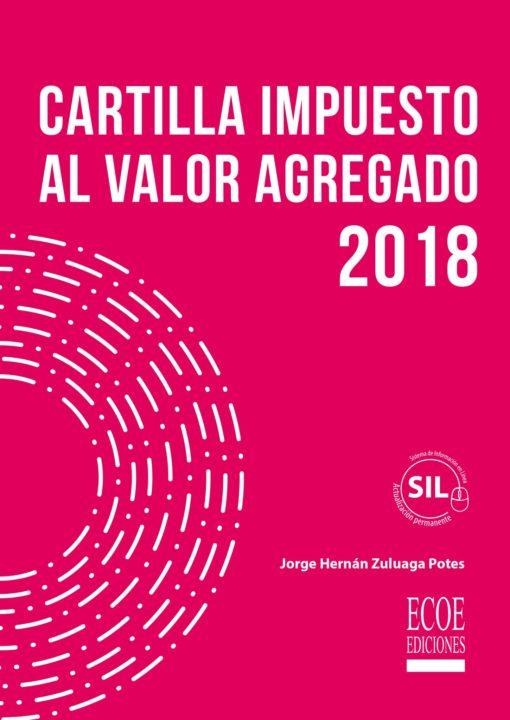 Cartilla impuesto al valor agregado 2018
