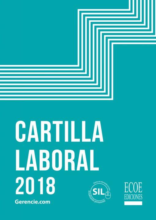 Cartilla laboral 2018