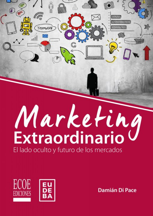 Portada libro marketing extraordinario
