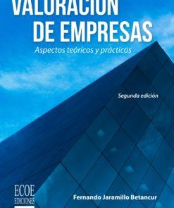 Portada libro Valoración de empresas