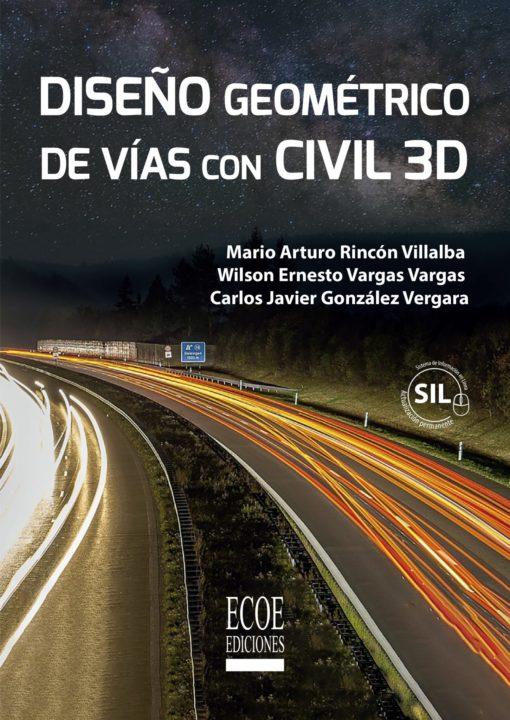 Portada libro diseño geométrico de carreteras