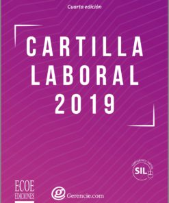 Cartilla laboral 2019