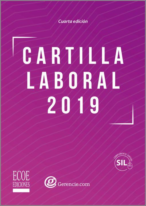 Cartilla laboral 2019