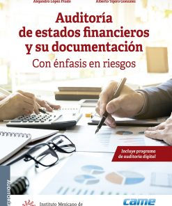 comprar-libro-Auditoria-de-estados-financieros-y-su-documentacion