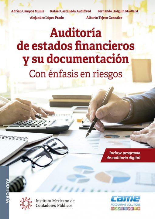comprar-libro-Auditoria-de-estados-financieros-y-su-documentacion